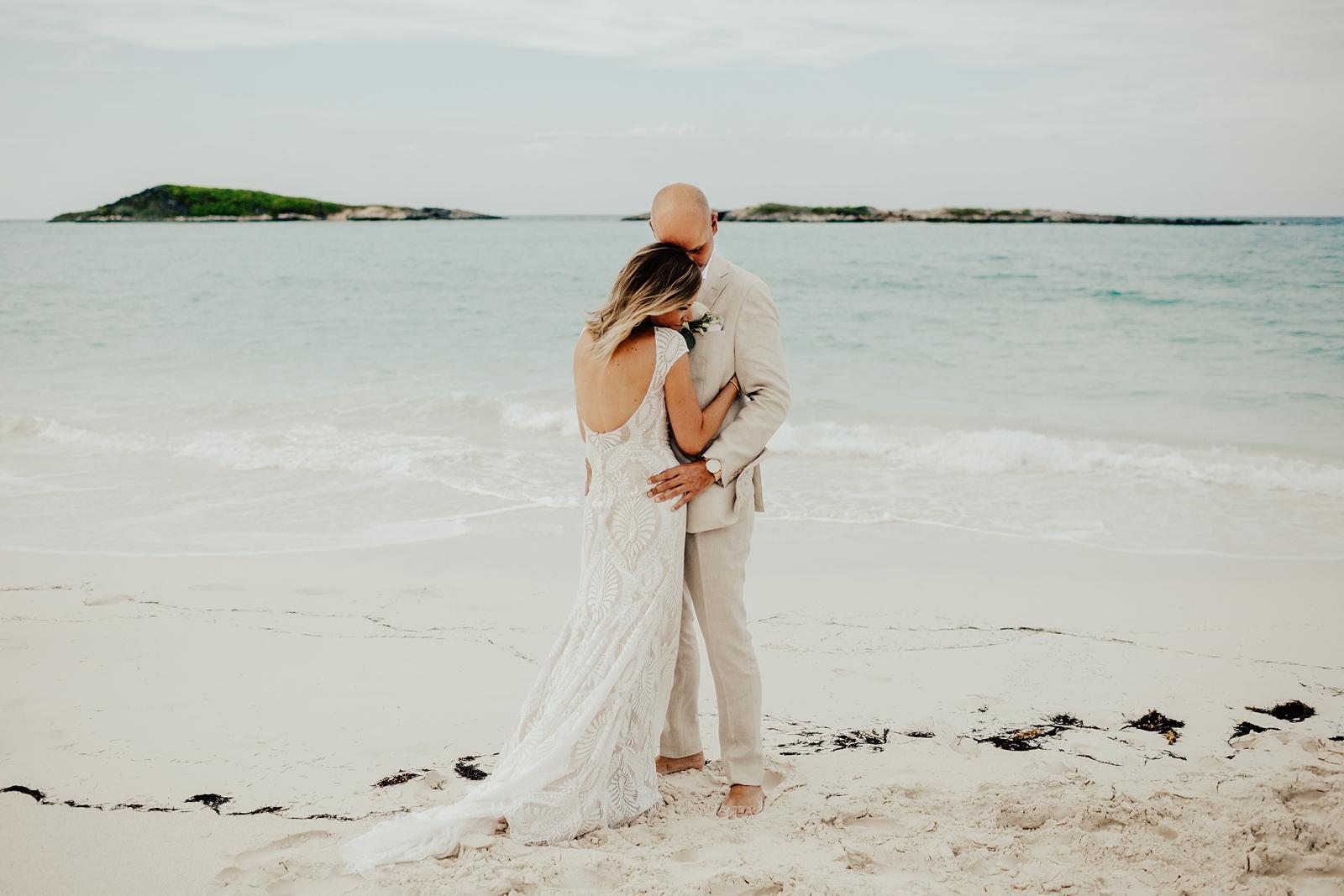 Jenni & Andrew Intimate Beach Destination Wedding in Little Exuma, Bahamas_0488.jpg