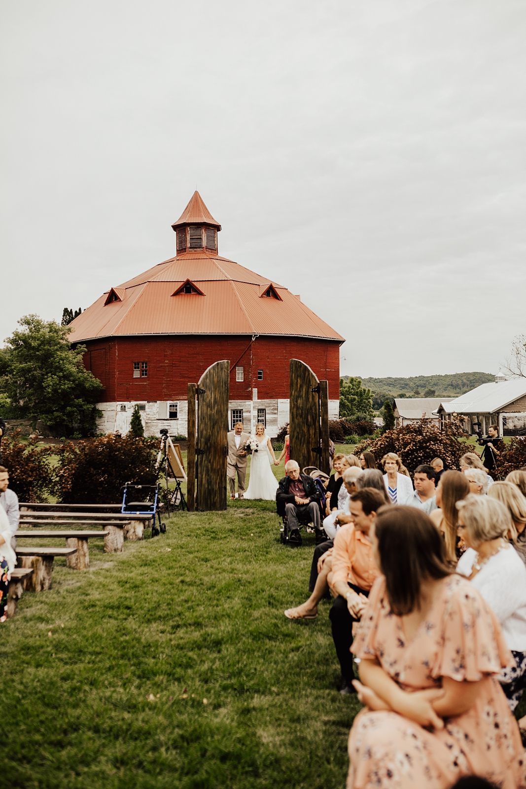 Vanessa & Michael Boho Chic Hidden Meadow & Barn Wedding in Pepin, WI_0568.jpg