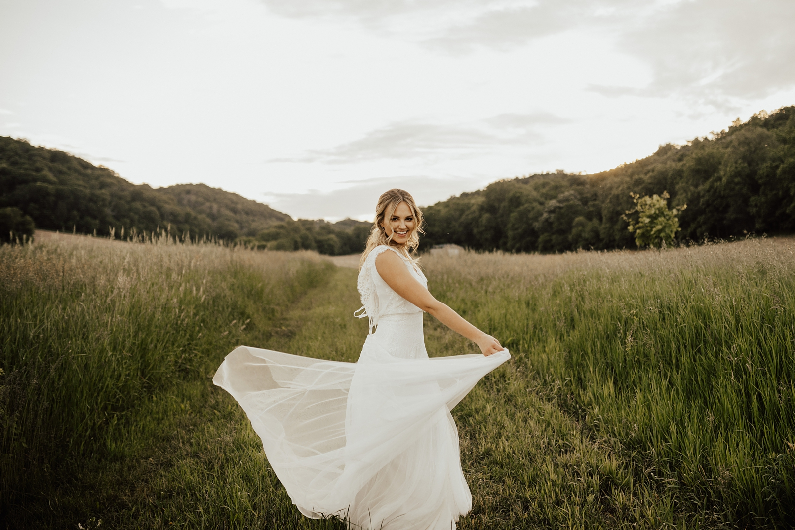 Vanessa & Michael Boho Chic Hidden Meadow & Barn Wedding in Pepin, WI_0604.jpg
