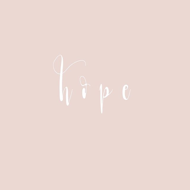 Hope. ⠀ ⠀ Isn't it what everything in our world hinges on? Hoping tomorrow will be better? Hoping it'll be just like today? Hoping for change? Hoping for wealth? Hoping for health? Hoping....hoping....⠀ ⠀ Let me tell you friends. There IS hope. ⠀ ⠀ Strength will be restored to those who put their hope in the Lord. Christ in us is the hope of all glory. ⠀ ⠀ What are you hoping for today? 🕊 I'd love to hear from you.