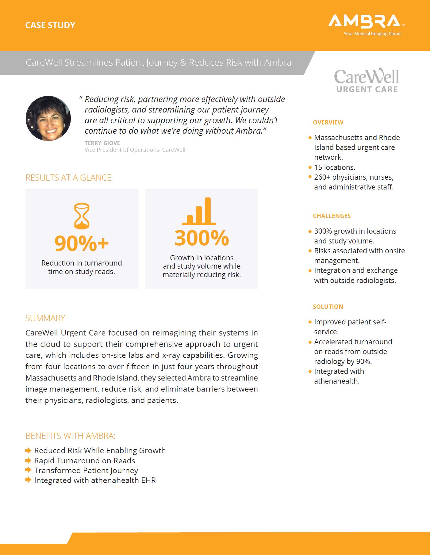 Data-driven case study