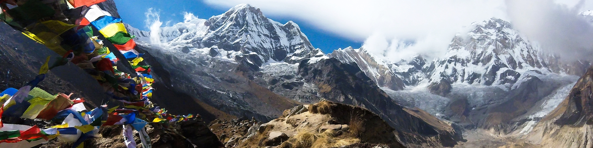 Annapurna Base Camp: Studying the Brain at High Altitude