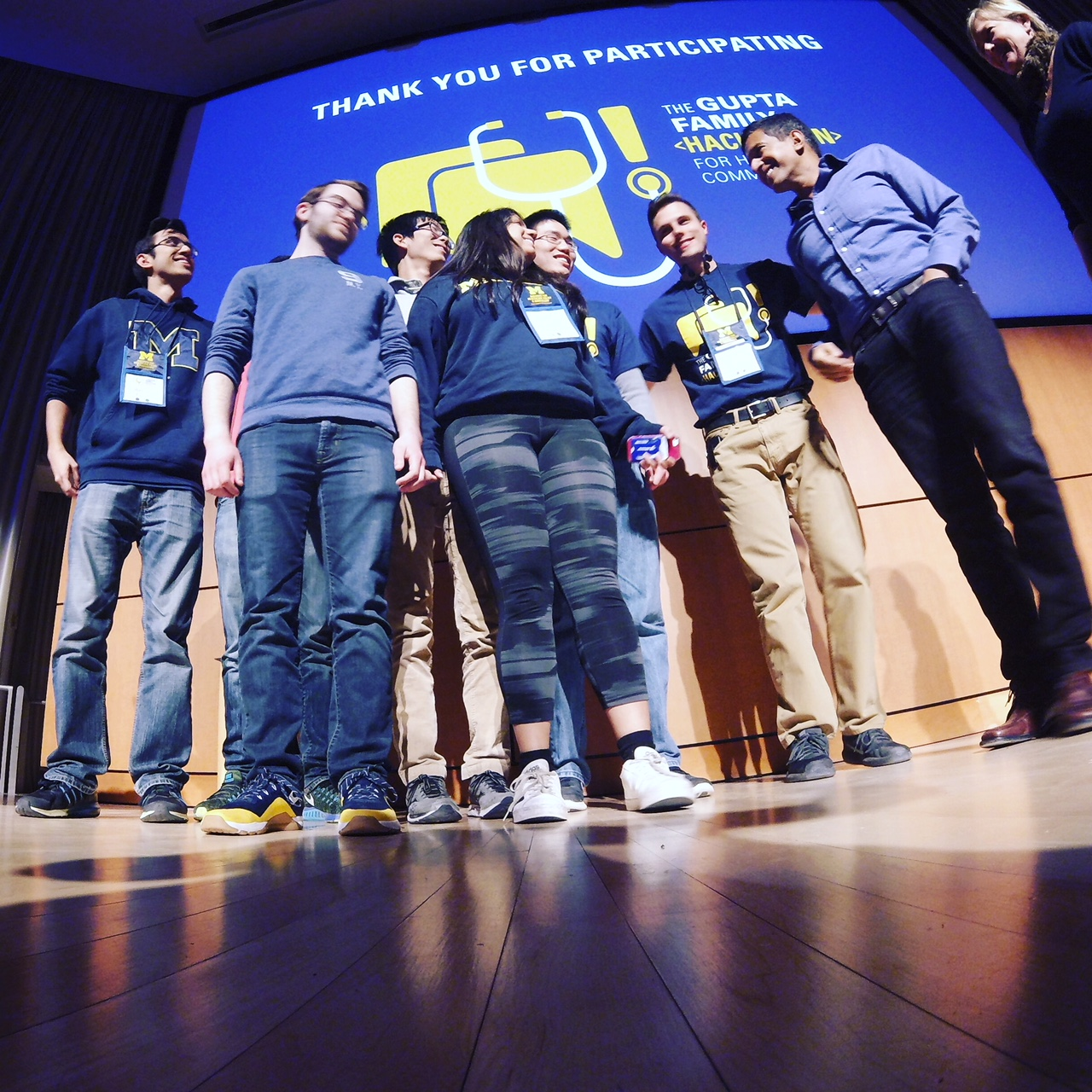 2018 Gupta Family Hackathon for Health Communication
