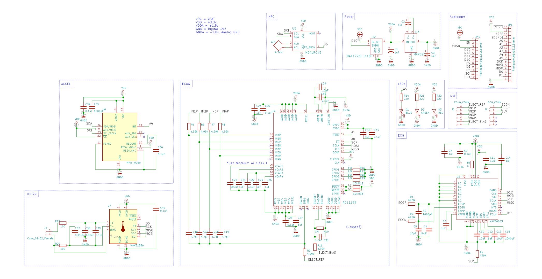 ARBO v1.0 Schematic