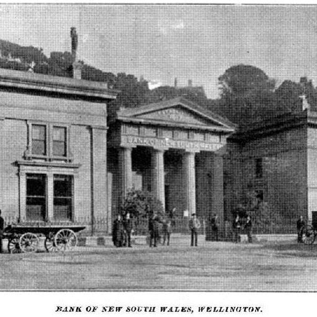Throw back to the very first Westpac bank in 1817. Back then it was called Bank of New South Wales. They sure have come a long way now thanks to our handy work they're able to be towed all over Oz - We're currently head down the  NSW south coast for the Corimal Street Show • • • #movinghouses #westpac #westpacbank #throwback #evolution #marketingsydney #marketingwithadifference #brandmarketing #brandedcontent #bankmarketing