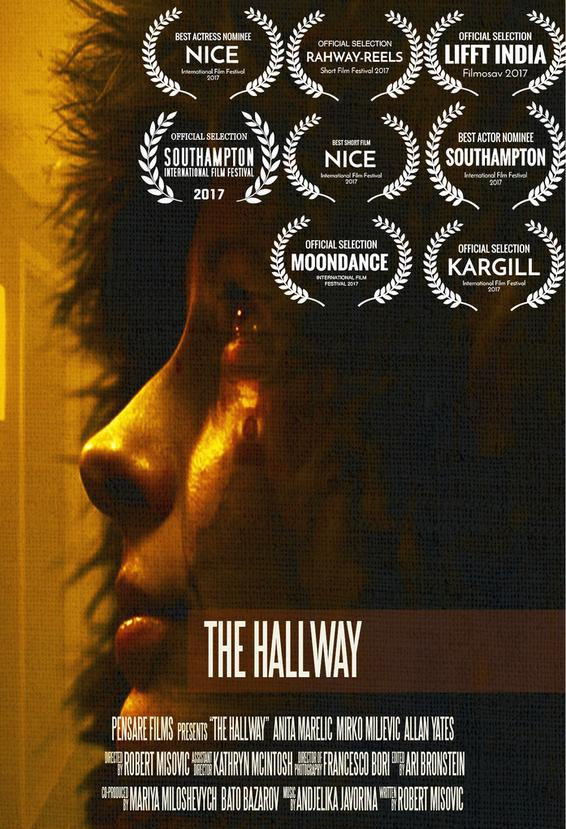 The Hallway - Co-ProducingDirected by: Robert Misovic
