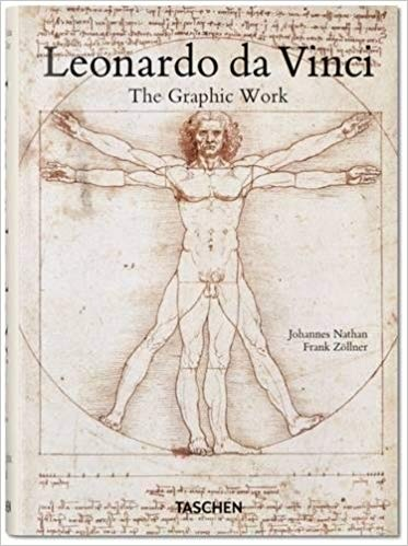 Leonardo Da Vinci The Graphic Work Taschen