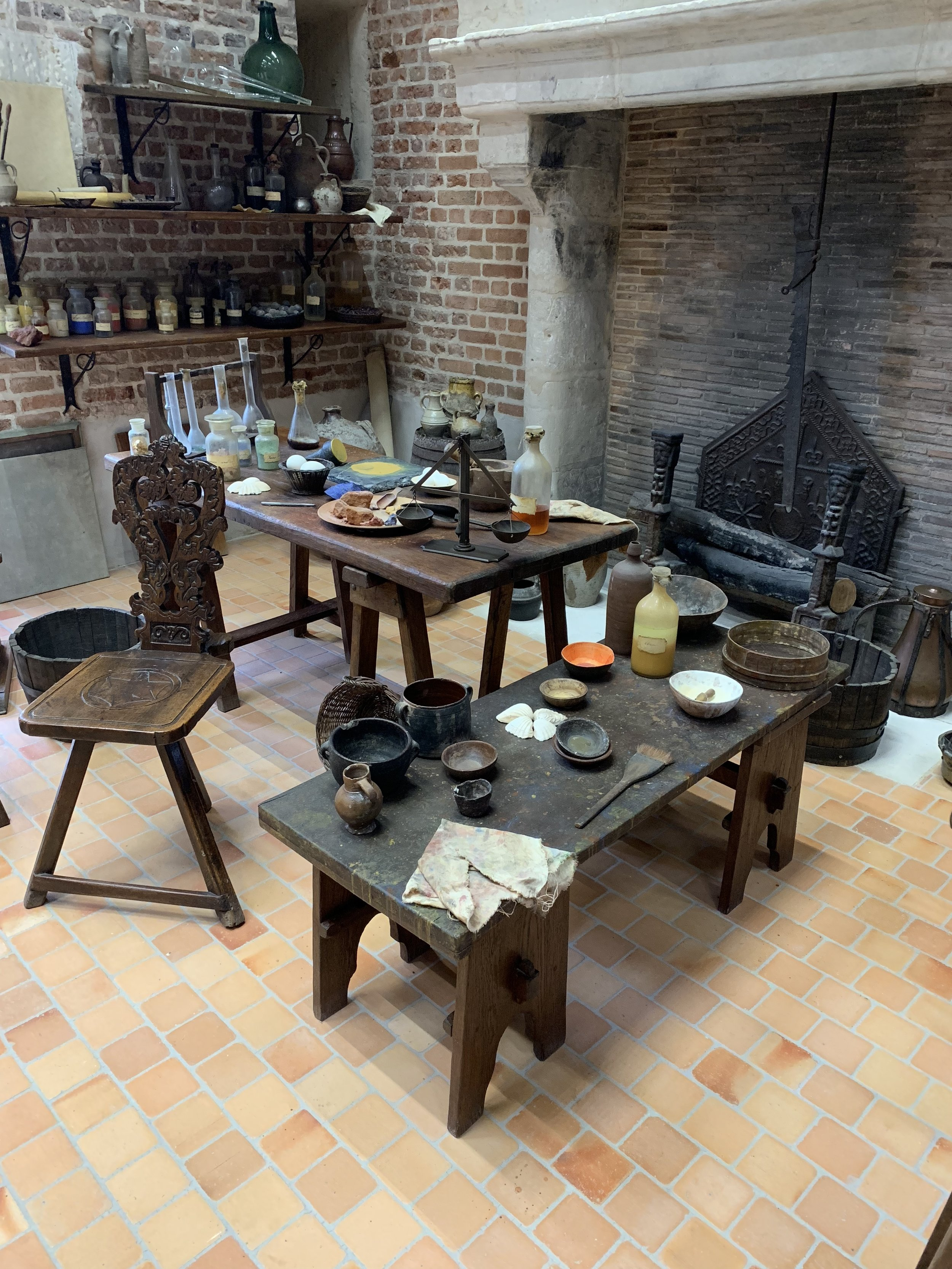 Leonardo Da Vinci workshop