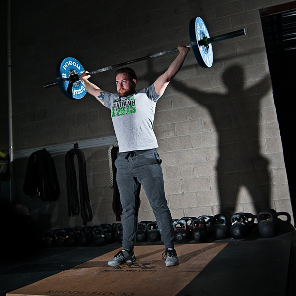 Jared Bjorgo - Owner & CrossFit Coach