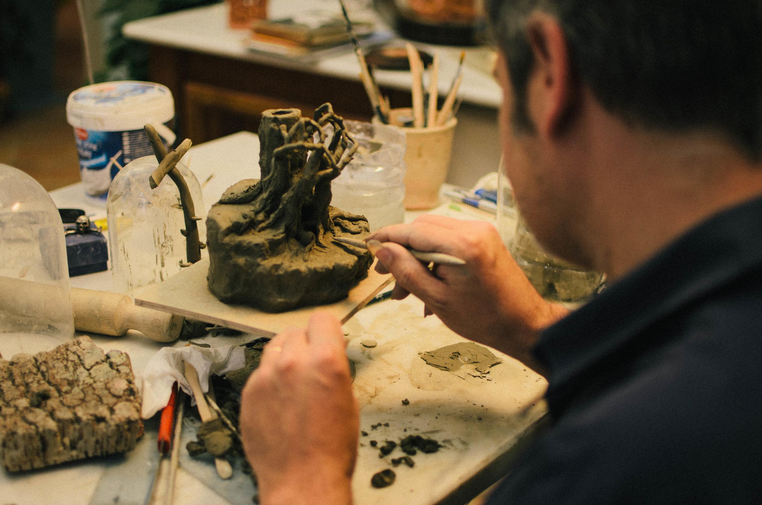 Marcello Aversa - Master Sculptor (Sorrento, Italy)