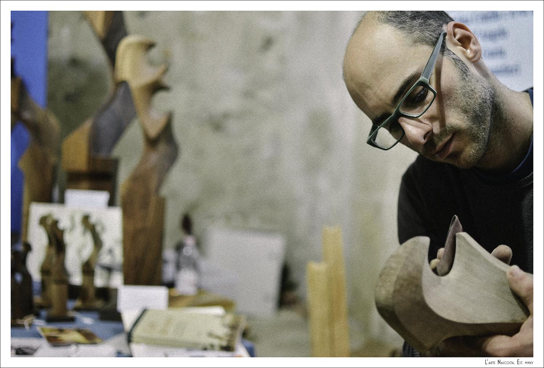 Piero Dri   (Venice, Italy) - Forcole (hand-carved Venetian oarlocks)