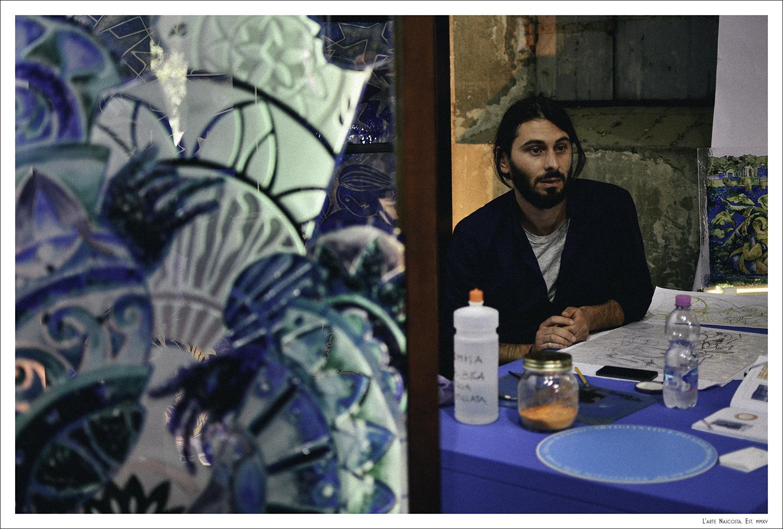 Luca Turelli   (Pisa, Italy) - Artistic Glasswork