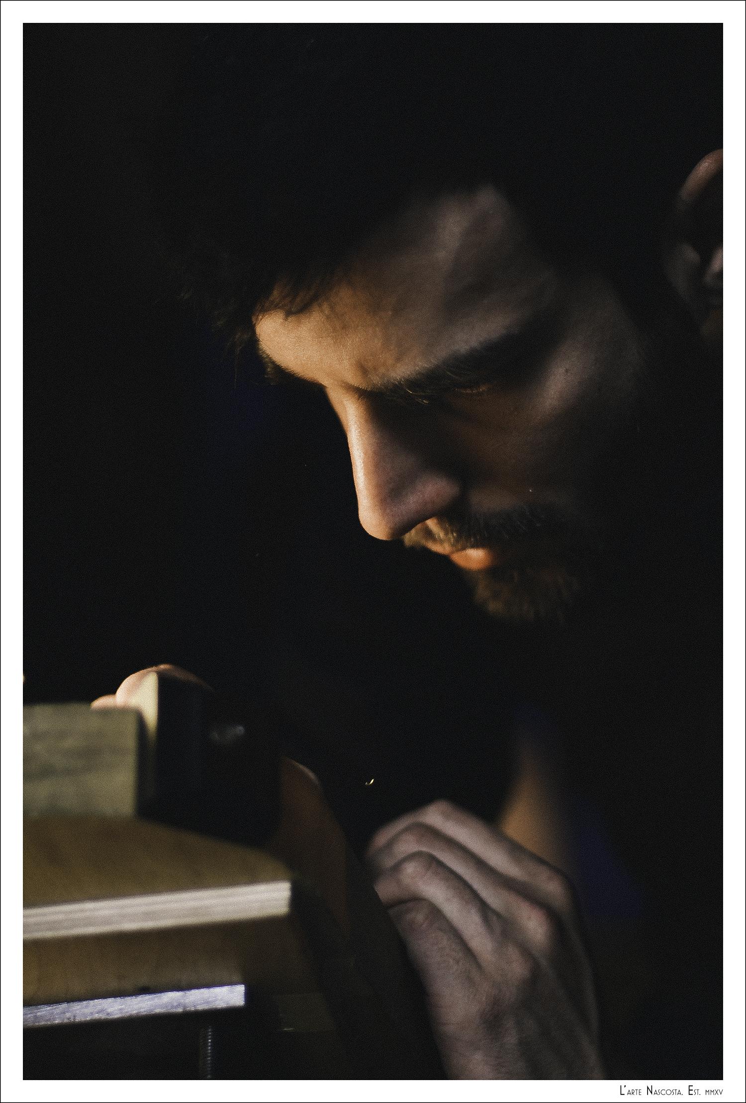 Tommaso Pedani   (Florence, Italy)- Luthier