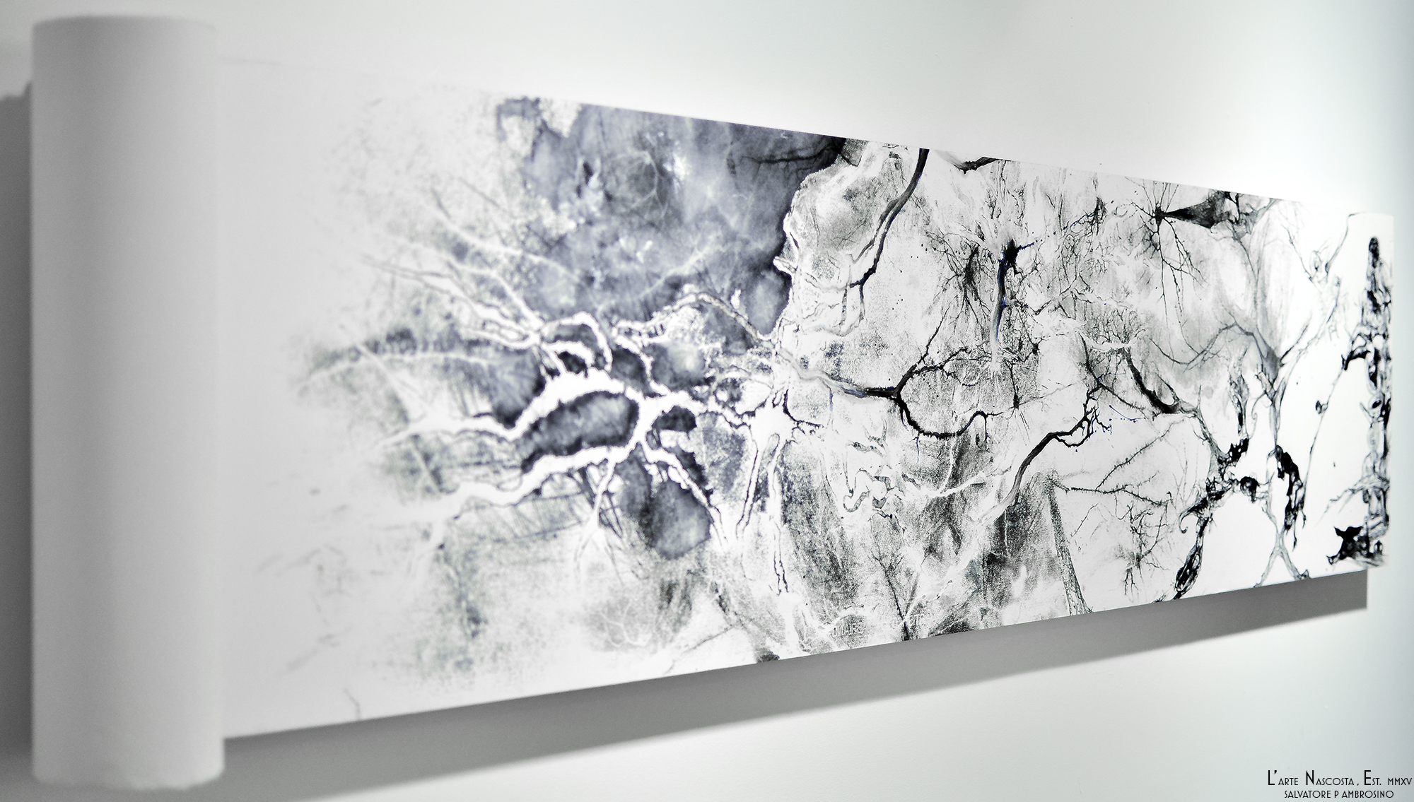 Serena Scapagnini -   S  ynapses   (Studio Vendome Art Gallery, New York City)