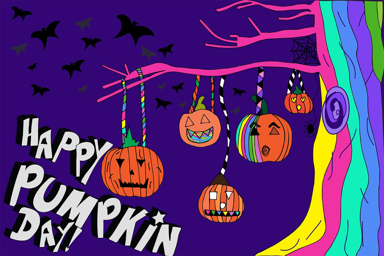 Happy Pumpkin Day
