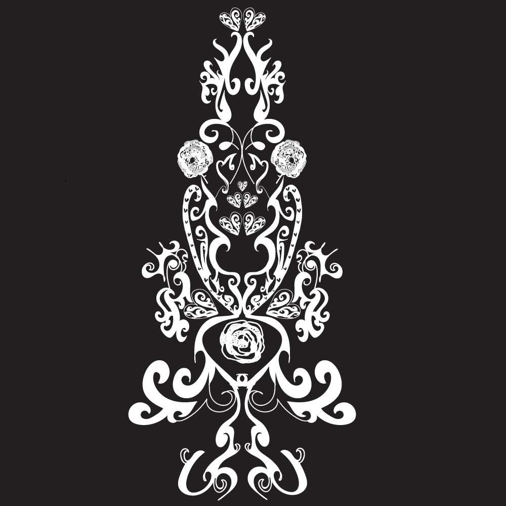 Gothic Swirls