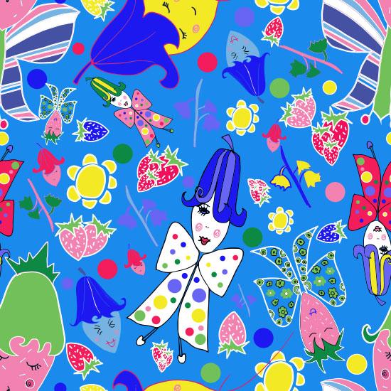 Bluebells n' Berries - Nature Book.jpg