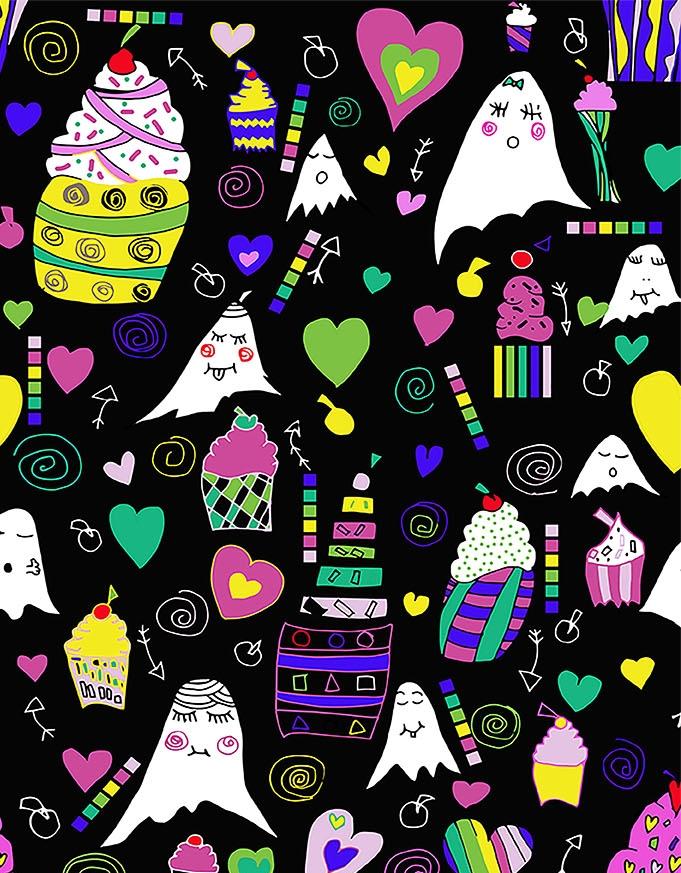 Cupcake Ghosties