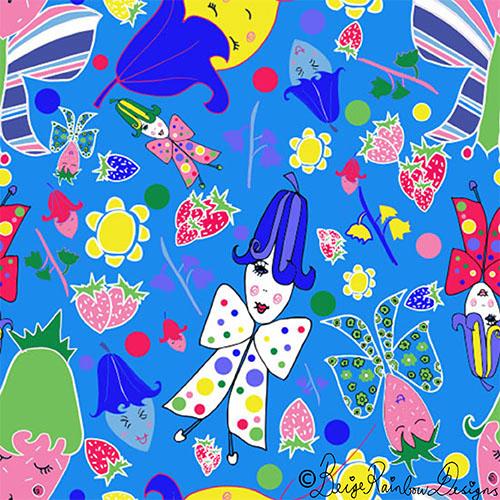 Bluebells n' Berries