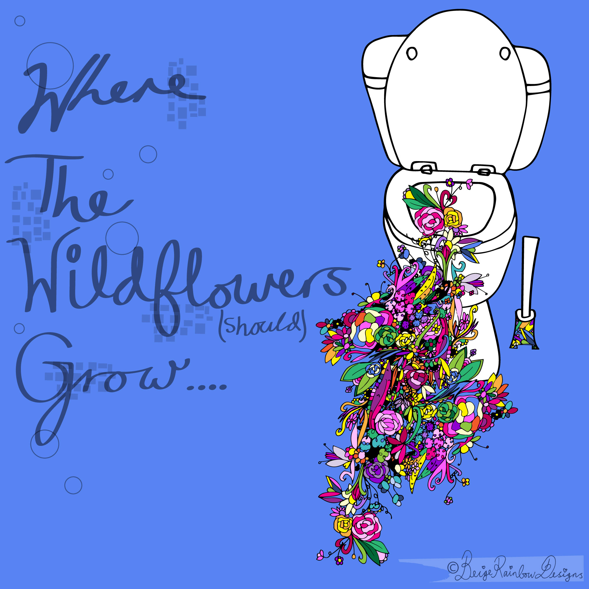 Where The Wildflowers (should) Grow - The Loo