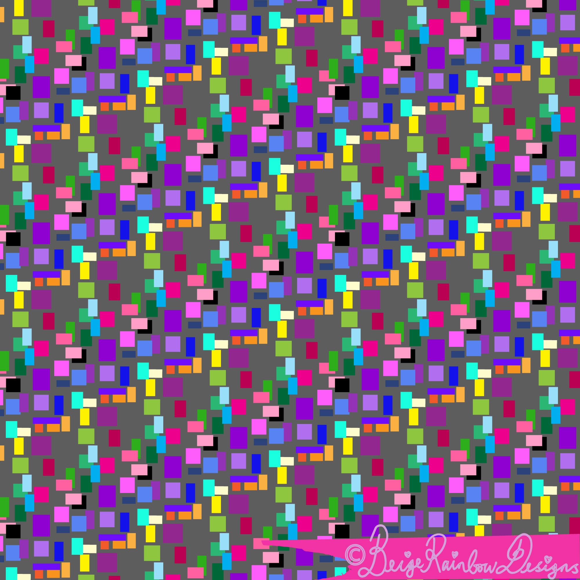 Rainbow Chunks