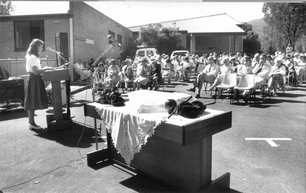 Boronia congregation