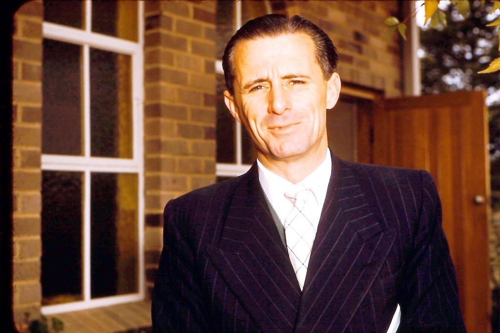 Gordon Stirling, c. 1954