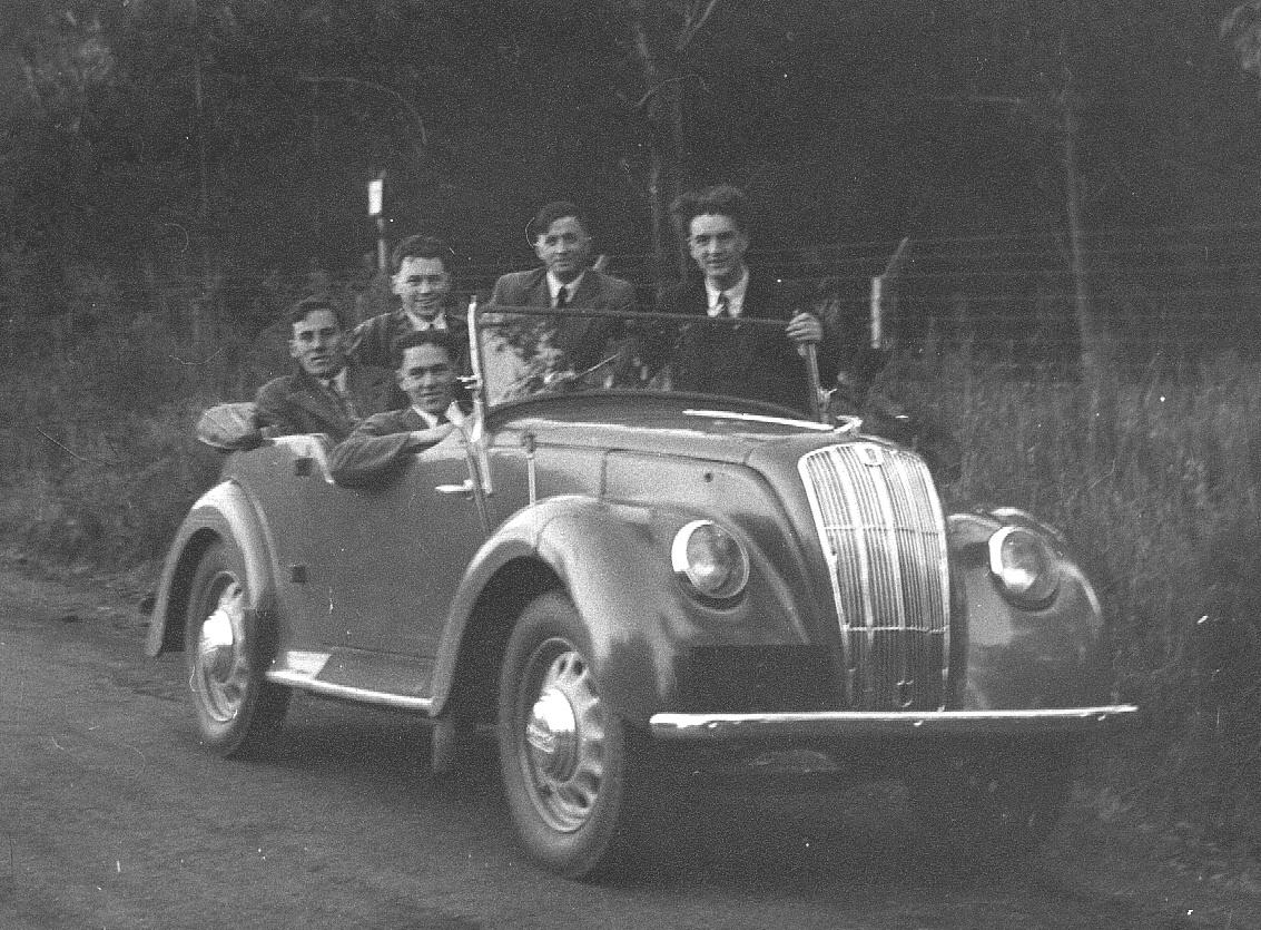COB students, 1941