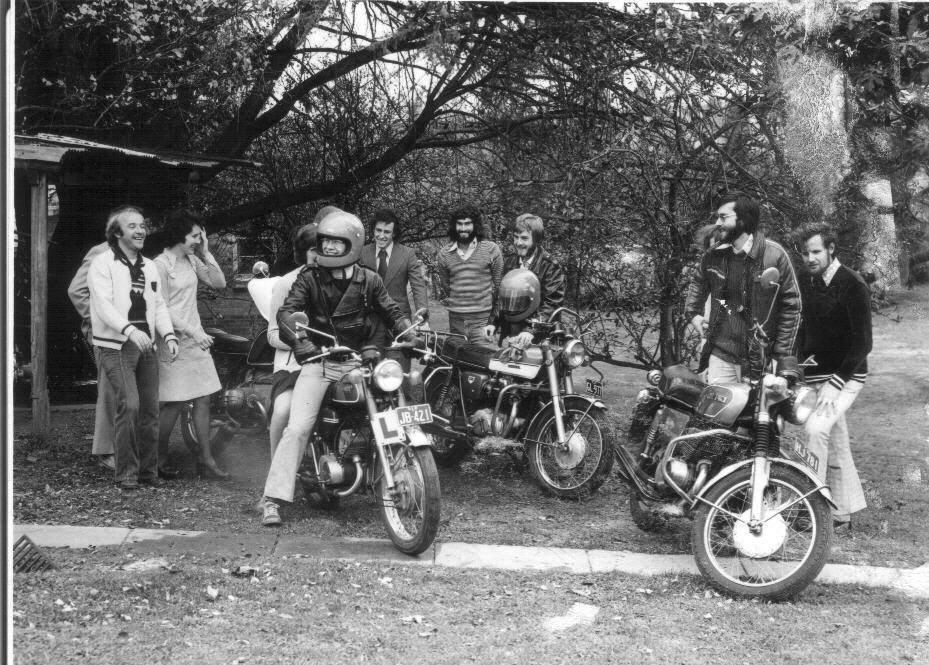 COB students, 1980s