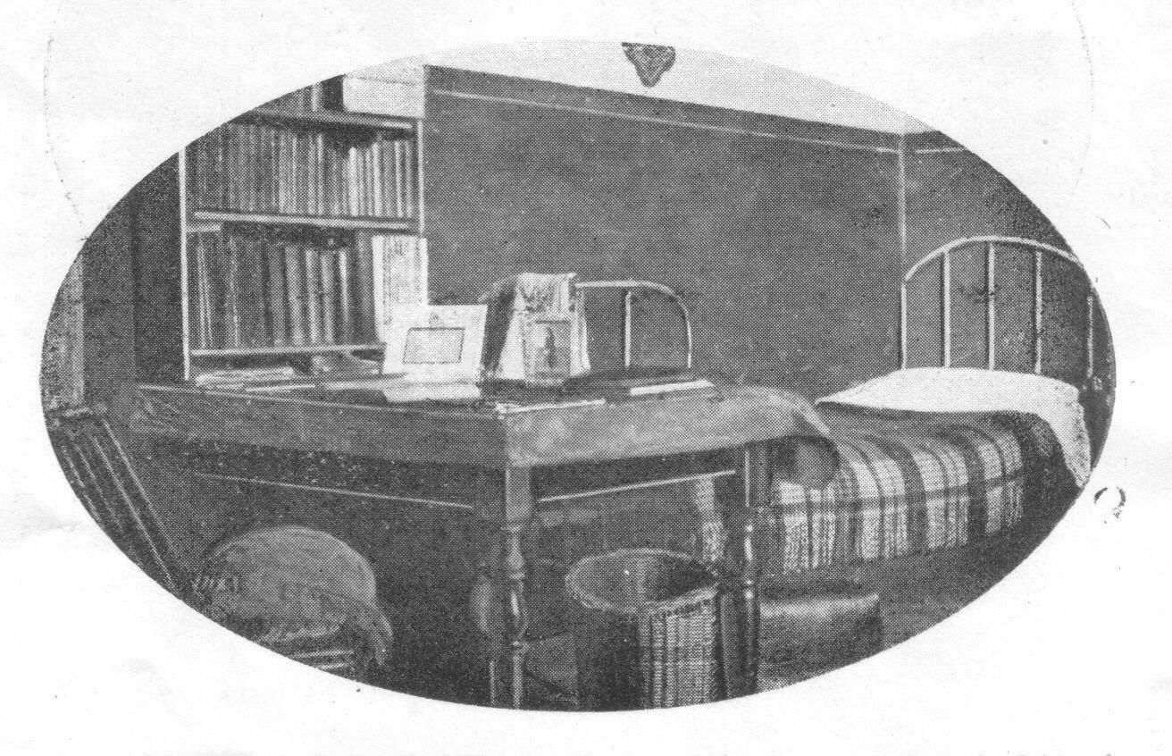 Dormitory, 1922