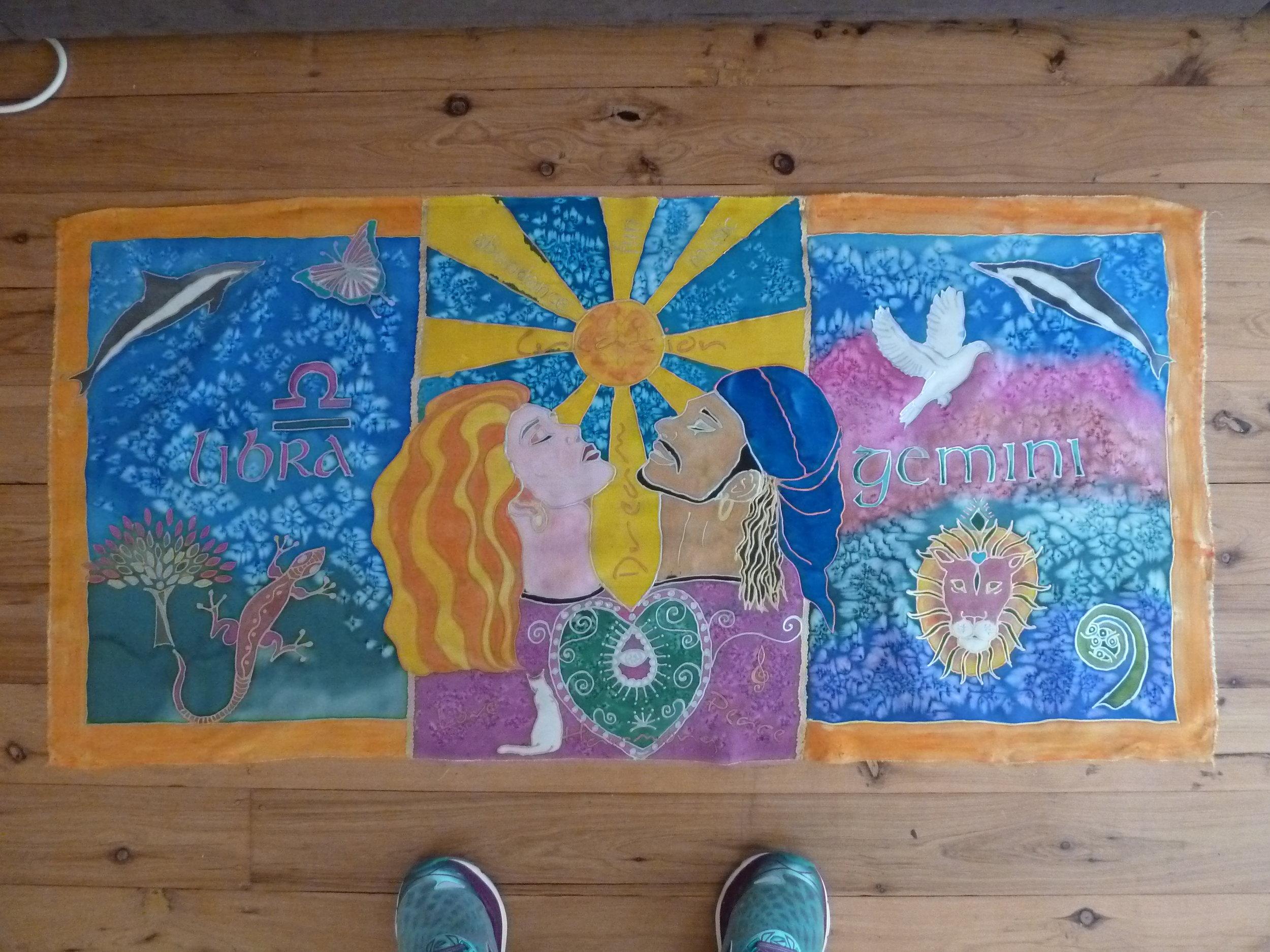Sacred Marriage - SILK