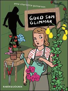 Guld som glimmar (spänning)   En morgon hittar Amanda en märklig blomma som slagit ut. Den har skira blad som fjärilsvingar och den glänser som guld. Snart visar det sig att blomman är magisk och plötsligt kan Amanda både förflytta sig till andra platser och in i andra kroppar. Hur går det till? Det blir både karaoke, kidnappning och vildsint jakt innan gåtan är löst.