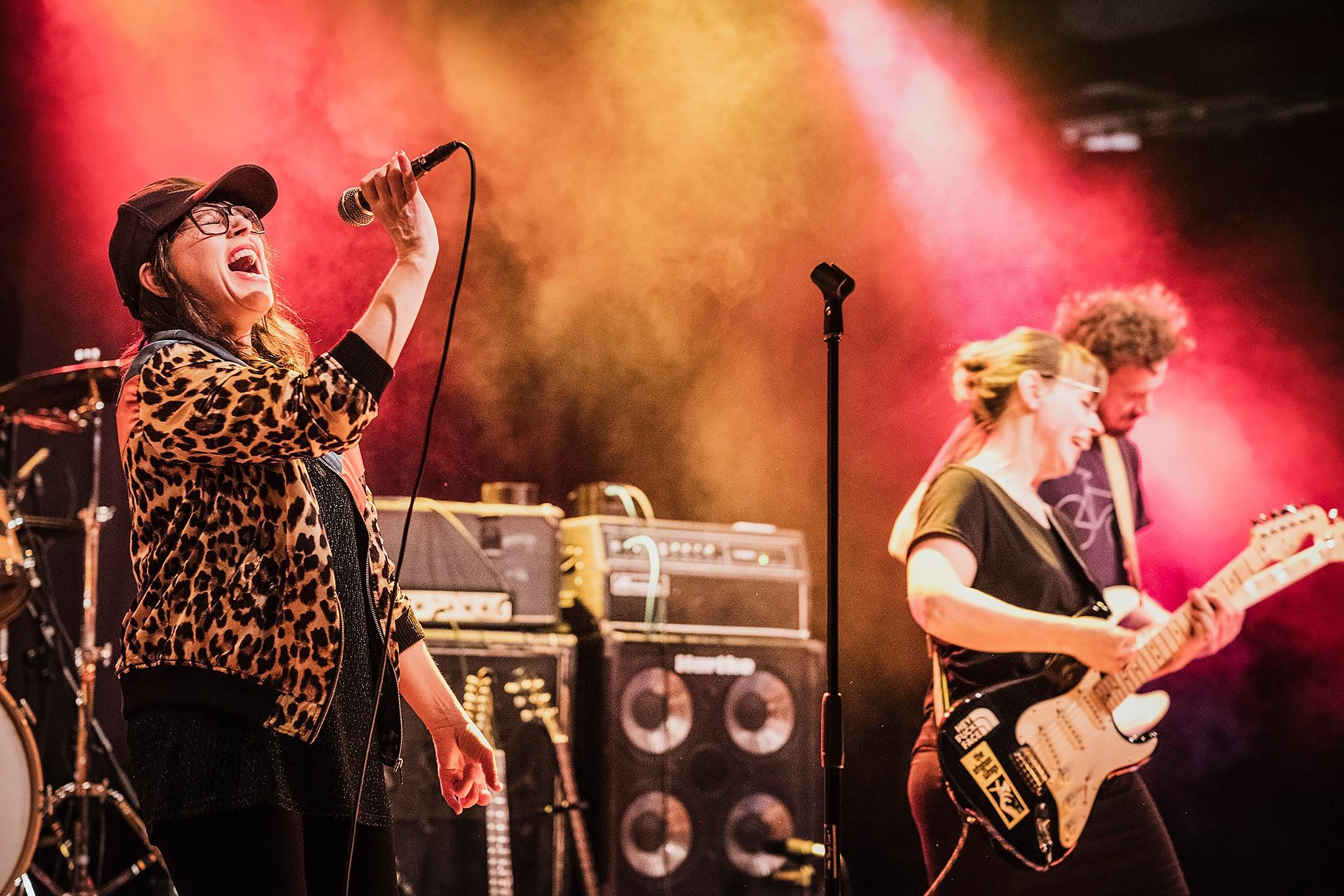 Live på Brewhouse, Göteborg. Foto: Carl Björklund.