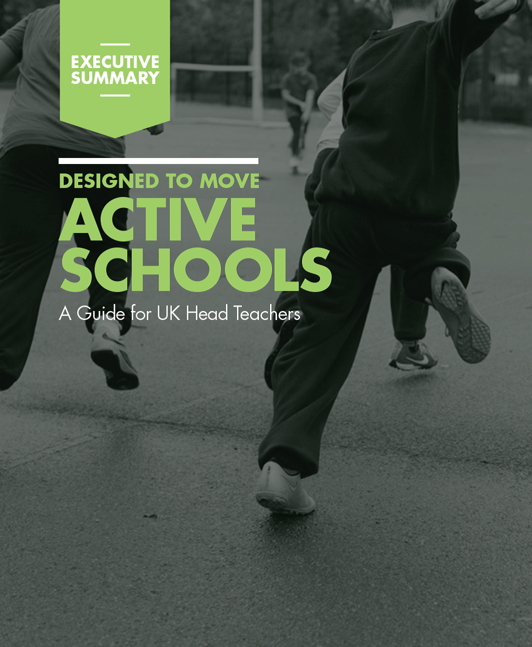 Nike Designed to Move - ACTIVE SCHOOLS - Guide