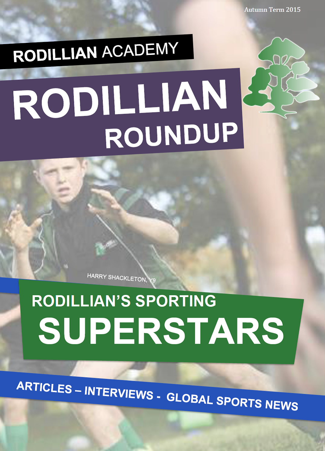 RODILLIAN Round up - Issue 3