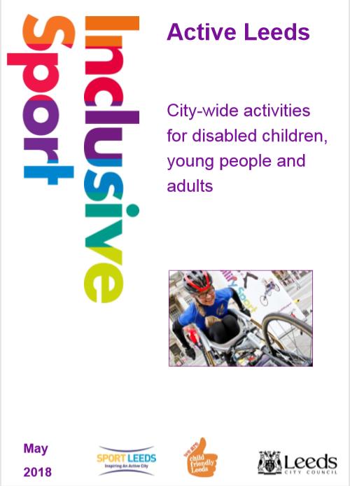 Inclusive Sport - Active Leeds