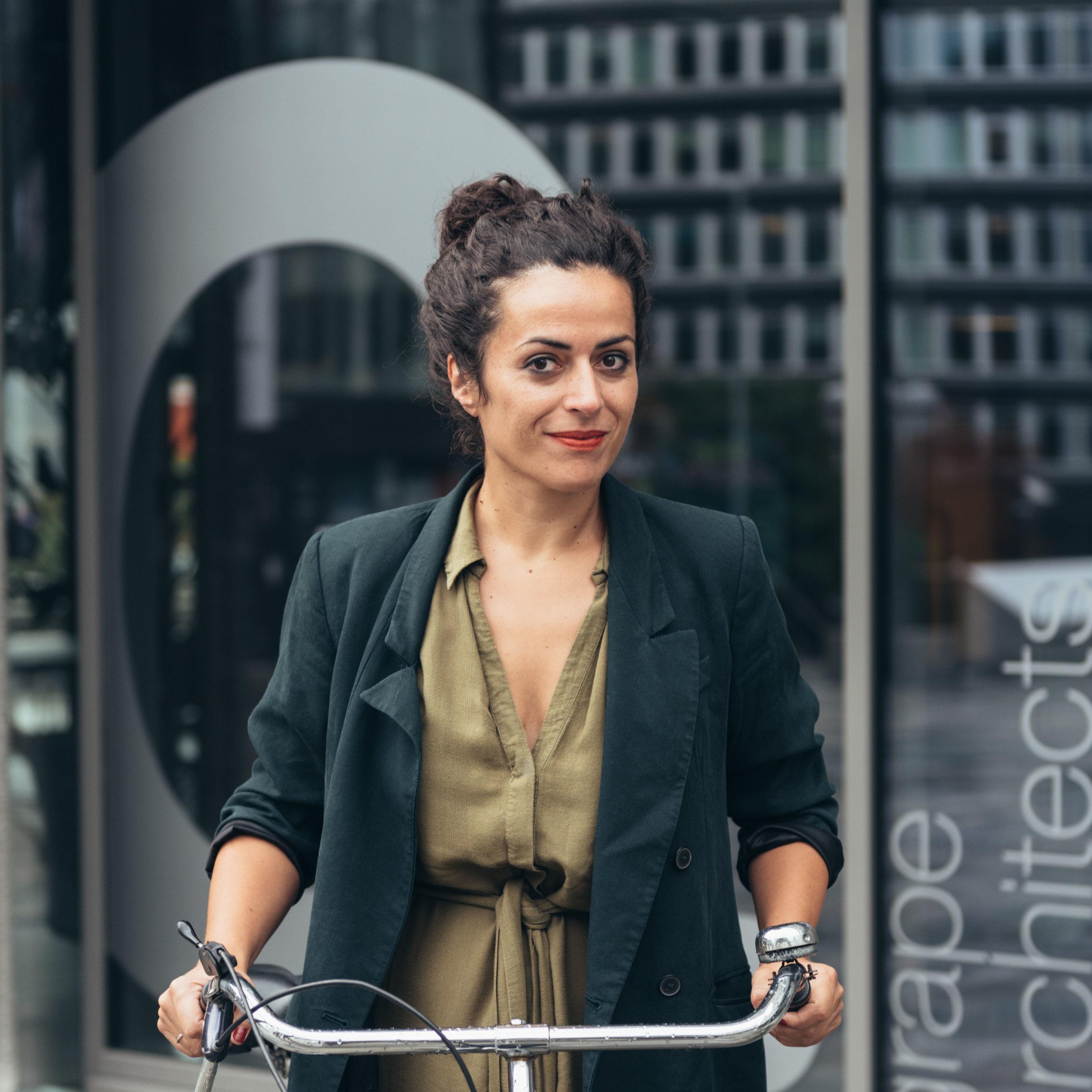 Isabel Ruiz Lopez   Master of Architecture and Urban Planning  0047 968 26 316   isabel@grape.no