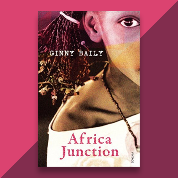 An image of the front cover of the novel Africa Junction by the author Virginia Baily