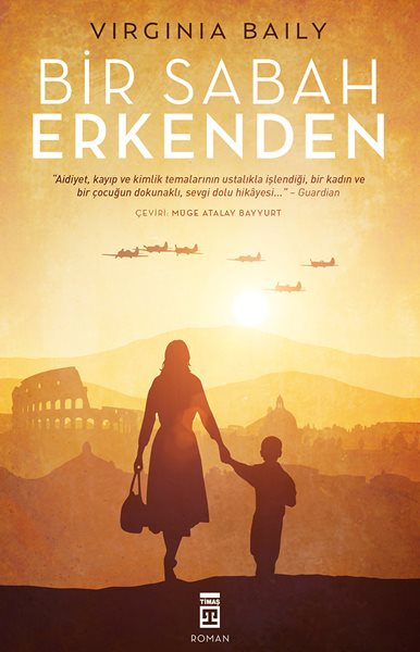 Picture of Turkish cover of Early One Morning