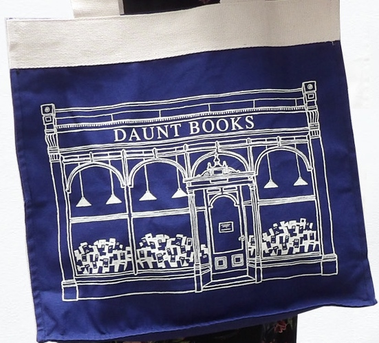 Daunts tote bag