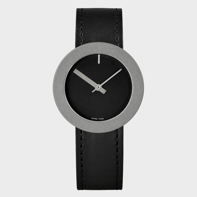 Halo watch with grey bezel