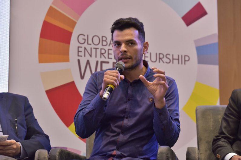 Yousuf Alneamy, who founded Dakakenna in 2018