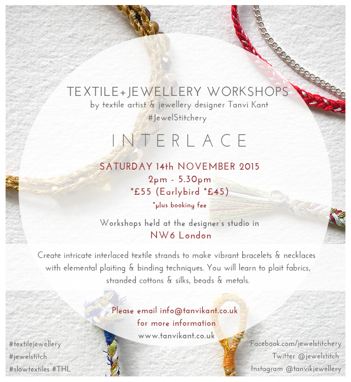 Tanvi Kant Jewellery Workshop