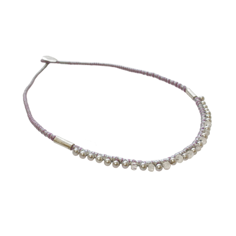 Tanvi Kant Grey Moonstone with Pearl Necklace.jpg