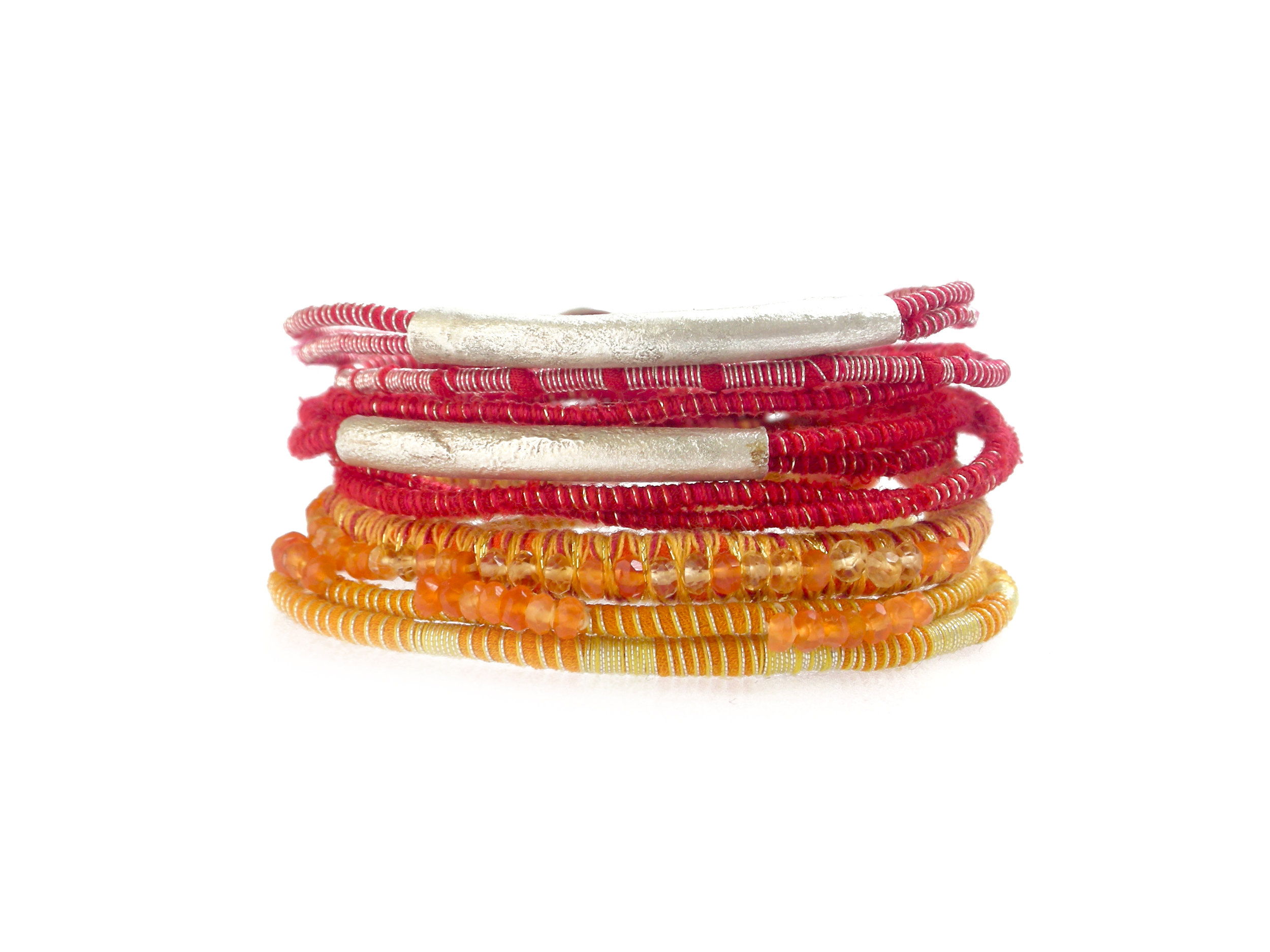 Stack-Red-Orange-Carnelian-Citrine-bracelets.jpg