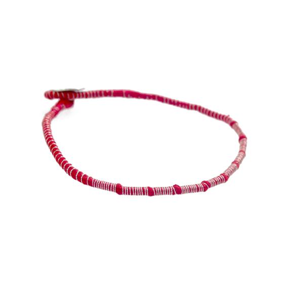 Vermilion-Red-Tube Bound-Bracelet-Tanvi Kant.jpg