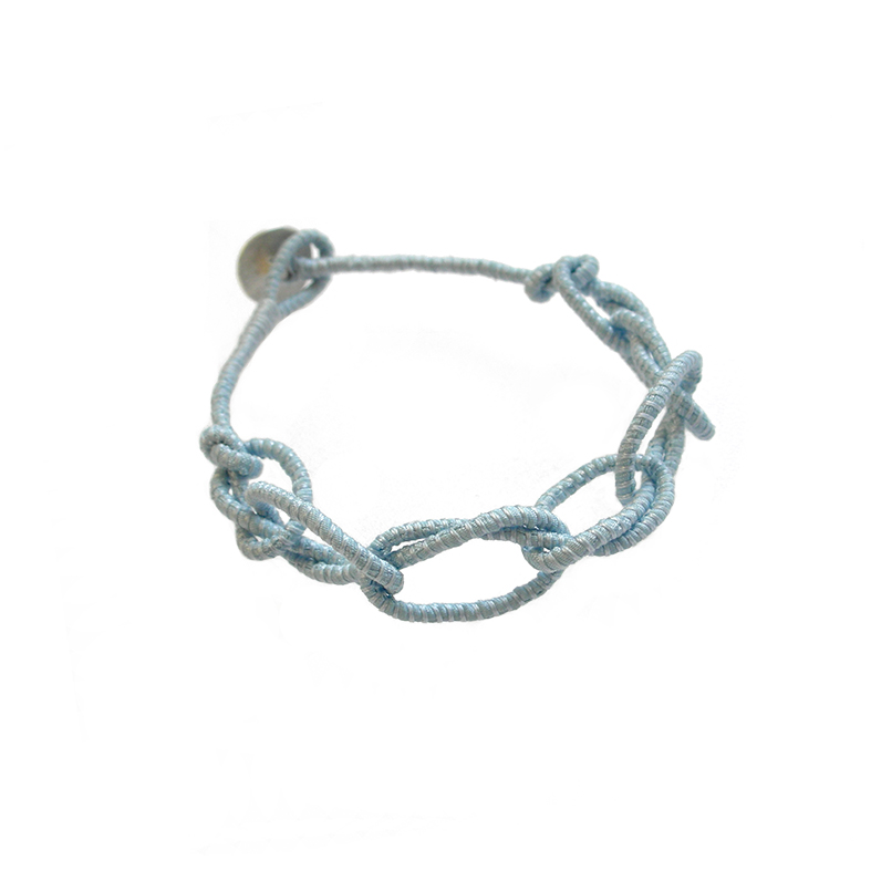 Tanvi Kant Misty Blue Looped Bracelet.jpg