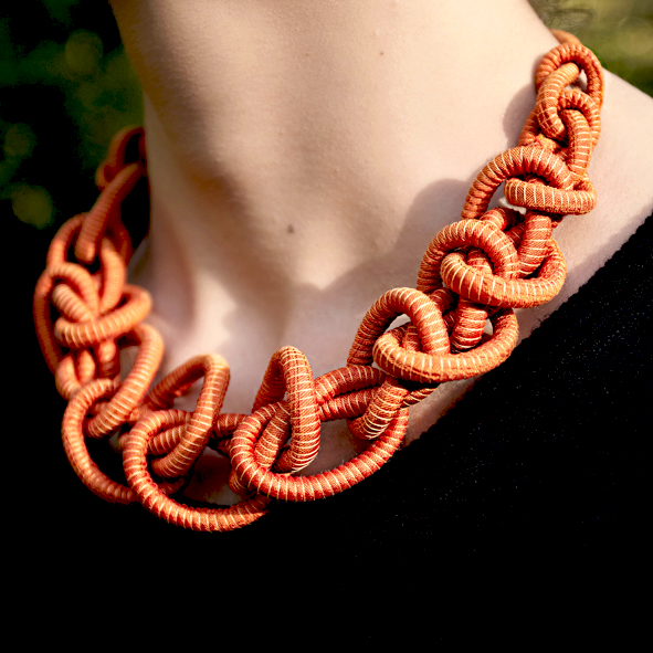 Copper-Orange-Looped-Necklace-Tanvi-Kant.jpg
