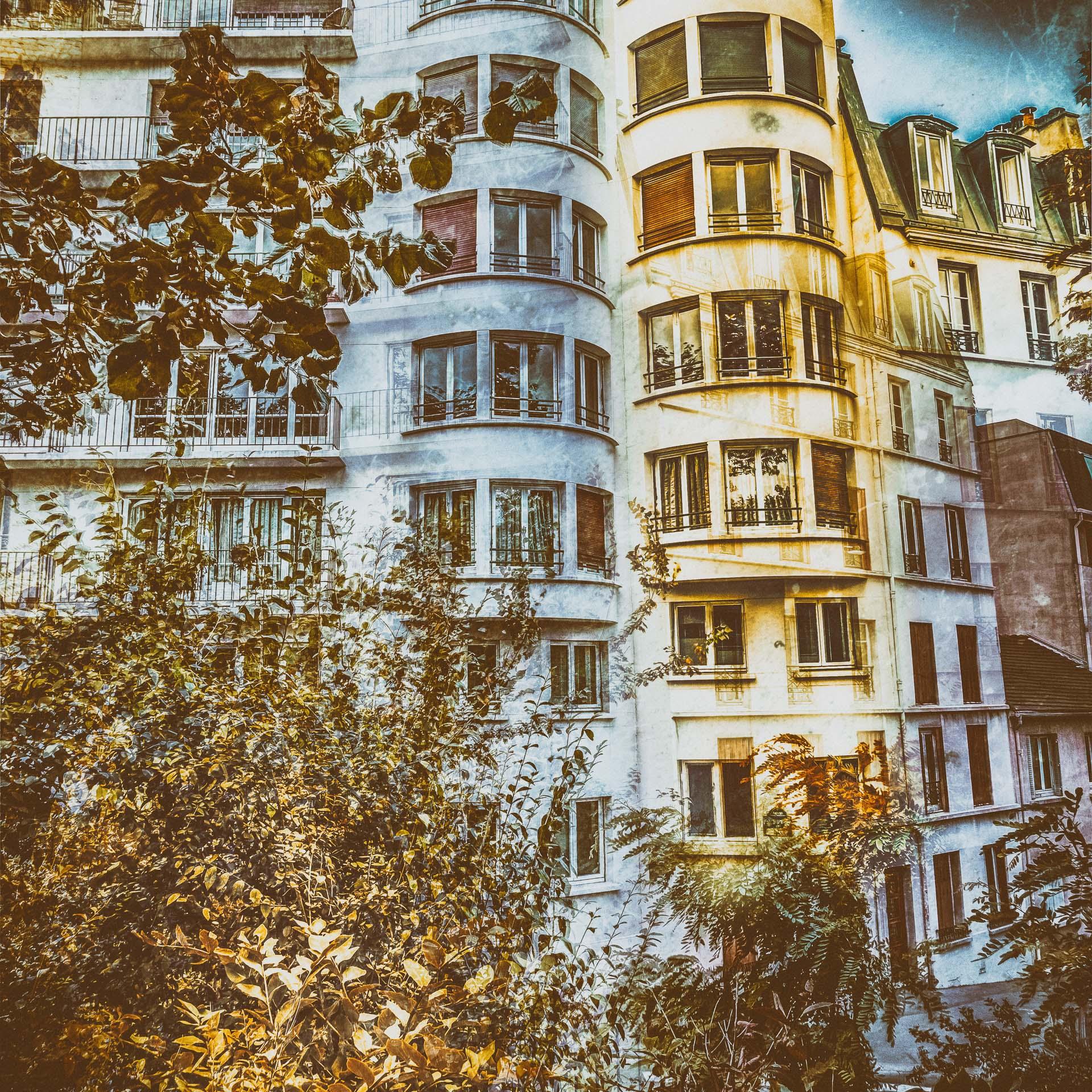 Immeubles jumeaux