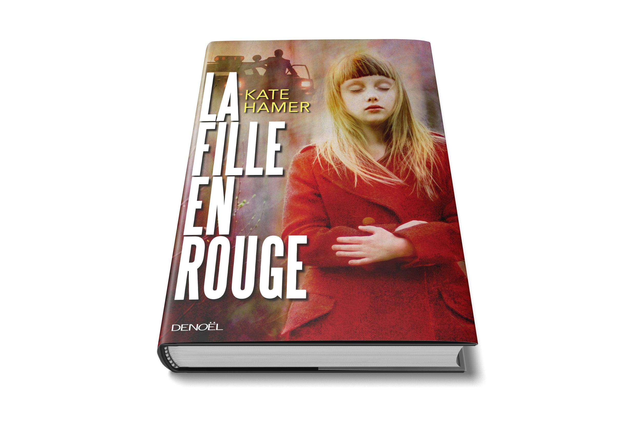 Book cover. Fiction/thriller  Original composite artwork from stock photography. Artwork : Nohemy Adrian